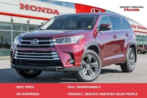 2017 Toyota Highlander Limited | Automatic
