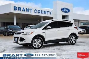 2015 Ford Escape SE - CLEAN CARPROOF, NAV, KEYLESS ENTRY!