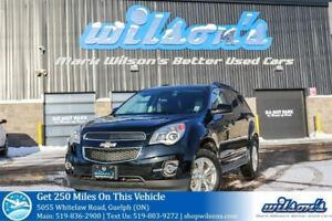 2015 Chevrolet Equinox LT AWD SUV! LEATHER! NAVIGATION! SUNROOF!
