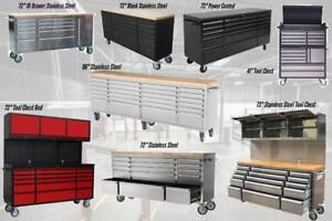 MEGA BLOWOUT SALE ON TOOL BOXES AND CHESTS  !!! SHIPPING AVAILABLE TO SK !!!