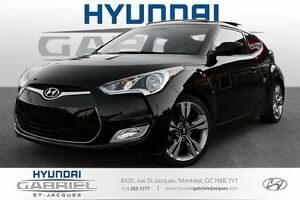 2012 Hyundai Veloster TECH PACKAGE NAVI Bluetooth,Sunroof,Rear C
