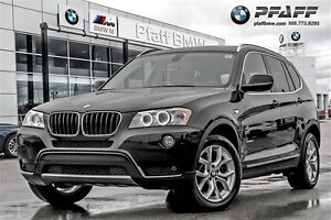 2013 BMW X3 xDrive28i prem/exec/tech