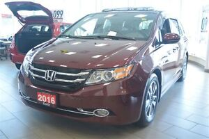 2016 Honda Odyssey Touring/DOOR VISOR/MOONROOF VISOR