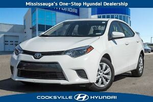 2015 Toyota Corolla LE, BACK UP CAM, BLUETOOTH