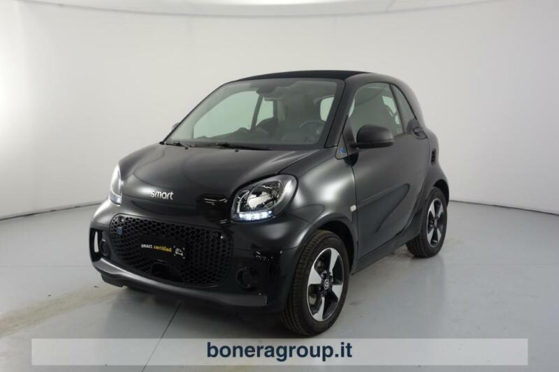 Smart fortwo 22kW EQ Passion