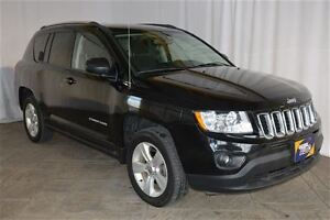 2013 Jeep Compass NORTH 4X4 WITH BLUETOOTH