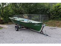 18ft Fishing Boat + Extras
