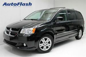 2014 Dodge Grand Caravan Crew * camera * A/C Arrière * Rear A/C