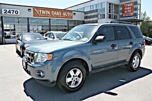 2011 Ford Escape XLT 3.0L AWD - ALLOY WHEELS - CERTIFIED!