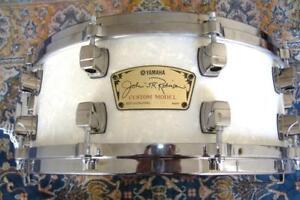 """Yamaha Snare """"John J Robinson Custom"""" Rare"""