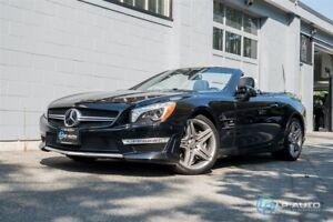 2013 Mercedes-Benz SL-Class 63 AMG!! Local! No Accidents! Easy A