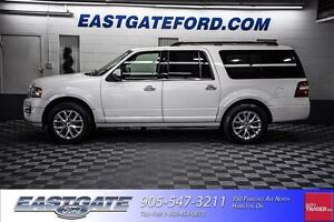 2015 Ford Expedition Max Limited Leather Roof Nav