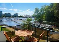 2 bedroom flat in Broomhouse Dock, London, SW6 (2 bed)
