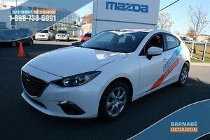 2016 Mazda Mazda3 Sport GX SPORT CLIMATISEUR-FLAMBANT NEUF!!!