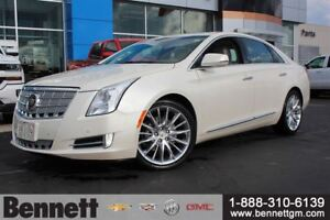 2013 Cadillac XTS Platinum Collection - Heated and Cooled Seats,