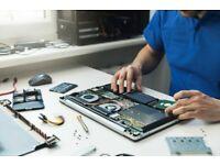 Laptop Repair - cracked screen, upgrades, data recovery Apple Mac & Windows Computer