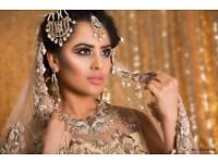 TV, Media, Asian Bridal, Photo Shoot, Celebrities Makeup Artist