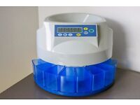 Electronic Coin Counter and Sorter