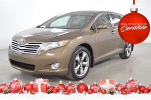 2011 Toyota Venza Limited V6 4WD GPS+JBL+Cuir+Toit Panoramique