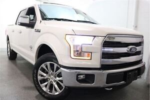 2015 Ford F-150 King Ranch*CREW CAB