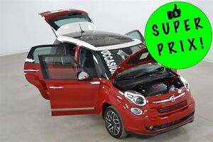 2014 Fiat 500L Lounge Beats Audio+Camera de Recul Manuelle