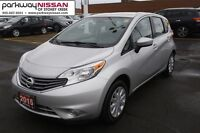 2015 Nissan Versa Note 1.6 SV with Bluetooth and Cruise Control