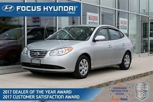 2010 Hyundai Elantra GL at