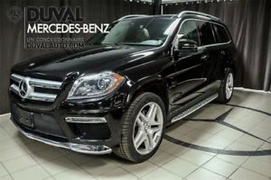 2015 Mercedes-Benz GL-Class GL 350 BlueTEC 4MATIC / CRUISE CONTR