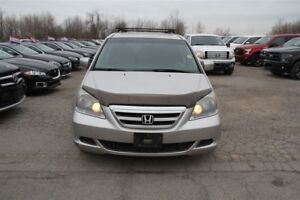 2007 Honda Odyssey EX-L **WINTER SPECIAL!** LEATHER+DVD+SUNROOF+