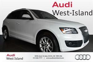2011 Audi Q5 2.0 PREMIUM PLUS, GARANTIE Audi jusqu'à