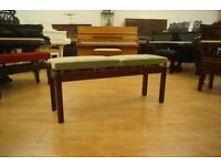 New adjustable piano bench