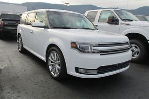 2015 Ford Flex Limited AWD - Ecoboost - Loaded!