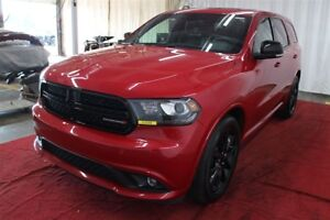 2017 Dodge Durango R/T BLACKTOP AWD+CAMÉRA DE RECUL+GPS