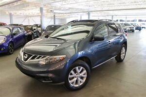 2012 Nissan Murano SL 4D Utility AWD