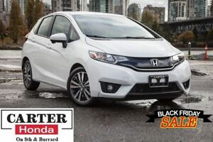 2015 Honda Fit EX + SUNROOF + LANE WATCH + LOW KMS + CERTIFIED!