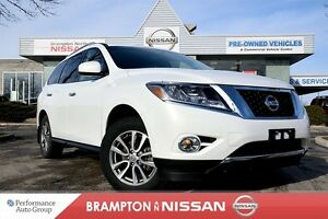 2014 Nissan Pathfinder SV *Heated seats, Rear camera, Power lift