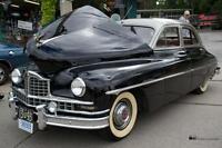 1950 Packard Custom Deluxe