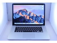 MacBook Pro 15 inch with 5 months warranty