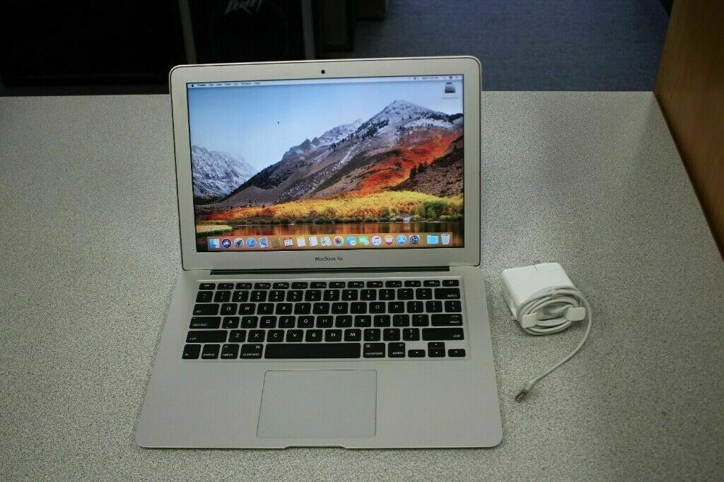 13 3' Apple MacBook Air Core i5 1 3GHz 4gb Ram 128gb SSD Serato Virtual DJ  GarageBand Logic Pro X | in Newcastle, Tyne and Wear | Gumtree