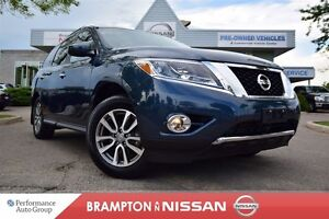 2014 Nissan Pathfinder SV *7 Passenger,4WD,Heated Seats,Rear Vie
