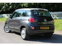 FIAT 500L 1.2 MULTIJET LOUNGE 5d 85 BHP RAC APROVED DEALER (white) 2013