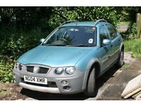 2004 ROVER STREETWISE S 1.4 25 BLUE Full 12 MONTHS MOT LOW MILAGE