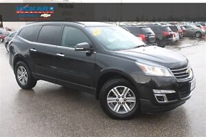 2015 Chevrolet Traverse LT * 7 Passenger * Heated Seats * Remote