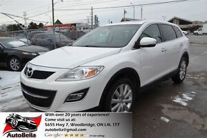 2010 Mazda CX-9 GT AWD Navigation Leather Sunroof No Accident