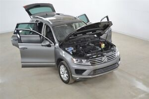 2016 Volkswagen Touareg 3.6 4Motion GPS*Cuir*Toit Pano*Camera Re