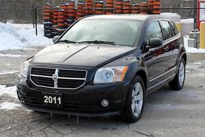 2011 Dodge Caliber SXT | Heated Seats | CERTIFIED + E-Tested