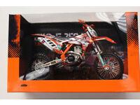 New Ray Toy 1:12 KTM EXC-F 350 2014 TADDY BLAZUSIAK Xmas Gift Model Toy Bike