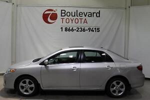 2013 Toyota Corolla LE *A/C  GR.ELECTRIQUE*