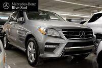 2012 Mercedes-Benz ML350 BlueTEC 4MATIC, Diesel, GPS, Hitch,