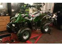 Brand new 70cc thunderstorm Quad